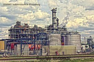 Industrieterrein; Rozenburg