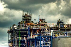 Industrie; Rozenburg; industrieterrein Rozenburg